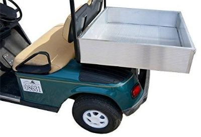 *** Golf Cart Aluminum Dumping Cargo Box