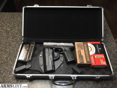 For Sale: Smith and Wesson SD9VE