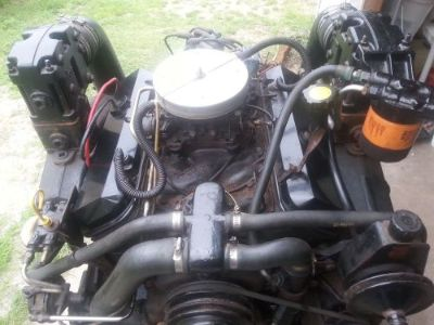 "Find Mercruiser 7.4 engine Complete--"" bobtail"" motorcycle in Michigan City, Indiana, United States, for US $3,500.00"