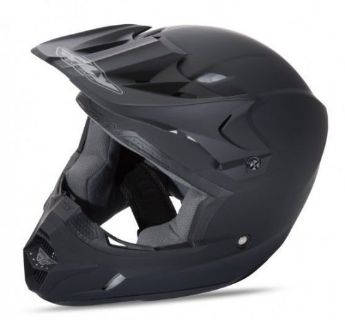 Buy 2017 Fly Racing Kinetic Adult Matte Black Helmet Mx Dirt Bike Offroad Atv Utv motorcycle in Longview, Washington, United States, for US $98.96