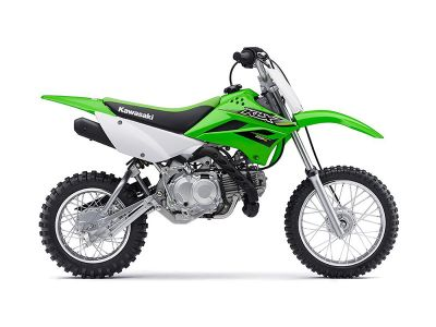 2017 Kawasaki KLX110L Competition/Off Road Motorcycles Chanute, KS