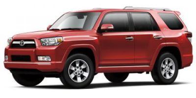 2012 Toyota 4Runner SR5 (Magnetic Gray Metallic)