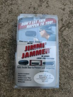 Jimmi Jammer In-door Lock Protection for 99-16 Ford Super Duty F250 F350 Anti Theft