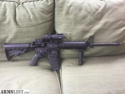 For Sale: AR15 Smith & Wesson