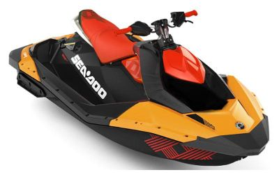 2018 Sea-Doo Spark 2up Trixx iBR PWC 2 Seater Castaic, CA