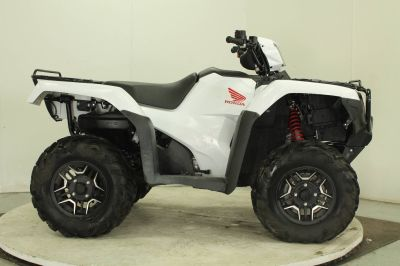 2016 Honda FourTrax Foreman Rubicon 4x4 Automatic DCT EPS Deluxe Utility ATVs Adams, MA