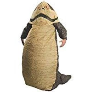 Inflatable Jabba The Hut Adult Costume - Excellent Condition