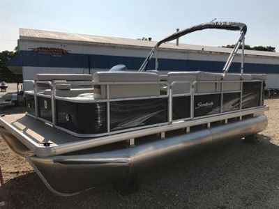 2018 Sweetwater SW206CL Pontoons Boats Coloma, MI