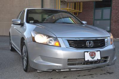 2009 Honda Accord LX (Alabaster Silver Metallic)