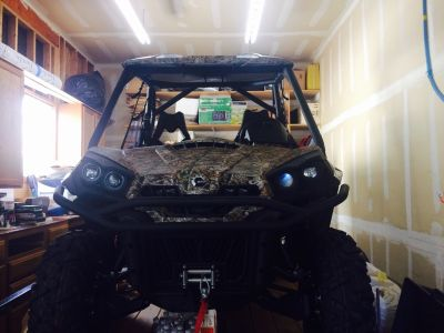 2015 Can-Am COMMANDER 800 R XT