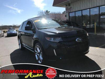 2011 Ford Edge Sport (Black)
