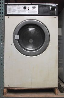 Coin Laundry Wascomat Front Load Washer Senior W184 Used