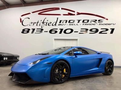 2008 Lamborghini Gallardo Base (Blue)