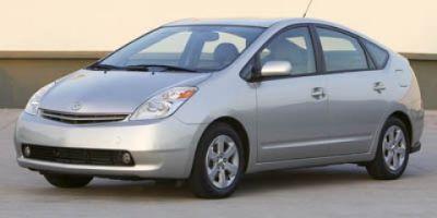 2005 Toyota Prius Base (Silver)