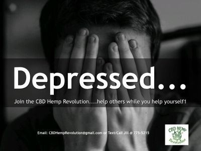 Join the CBD Hemp Revolution
