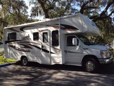2012 Forest River Sunseeker 2450SF V10