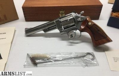 For Sale: Smith Wesson 629 No Dash SUPER RARE N PREFIX mint! Factory Case,Papers,Shipper...UNFIRED...