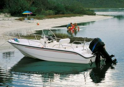 Purchase NEW SEMI-CUSTOM BOAT COVER BOSTON WHALER MONTAUK 150 BOW RAILS O/B 2007-2012 motorcycle in Palm Coast, Florida, United States, for US $241.47