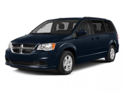 2014 Dodge Grand Caravan SXT (Billet Silver Metallic Clearcoat)