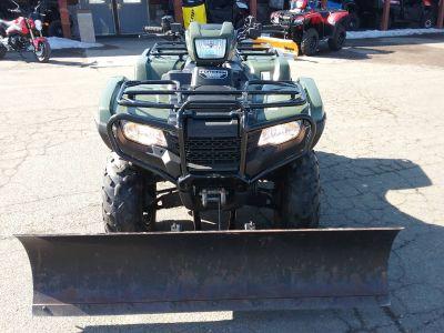 2014 Honda FourTrax Foreman 4x4 EPS Utility ATVs Rhinelander, WI