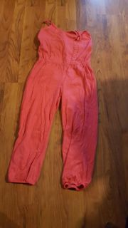 Children's Place girls 1 piece jumper. Nice over bathing suits. Size 7/8