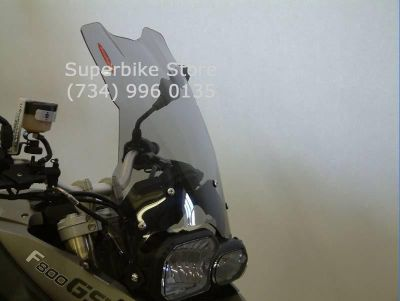 Sell BMW F650GS F800GS Touring Windshield Shield Screen Light Tint - MADE IN ENGLAND motorcycle in Ann Arbor, Michigan, US, for US $151.95