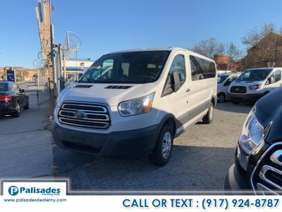 "2016 Ford Transit Wagon T-350 148"" Low Roof XLT Swing- (White)"