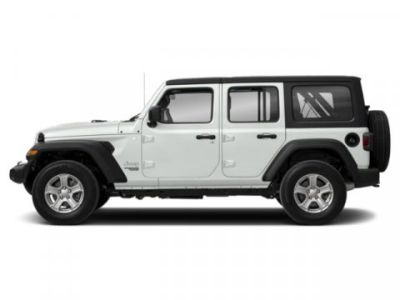 2019 Jeep Wrangler Unlimited Sport S (Bright White Clearcoat)