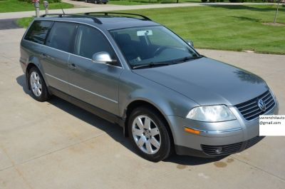 05' Passat TDI Wagon,200k, LOTS of new parts! Fuel Pump, Timing Belt, Gaskets, Suspension/Brakes