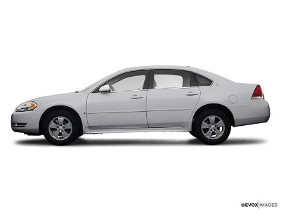 2009 Chevrolet Impala LS (SILVER)