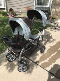 FREE - Sit and Stand Stroller
