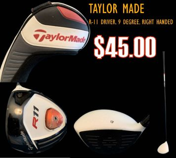 Taylor Made R-11 Driver