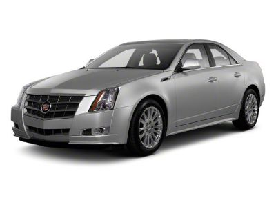 2011 Cadillac CTS 3.6L Performance (Crystal Red Tintcoat)