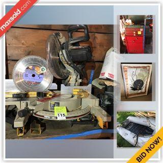 Everett Estate Sale Online Auction -..