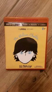 Audiobook The Julian Chapter by R.J. Palacio A Wonder Story