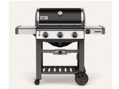 Weber Genesis II E-310 Gas Grill (Natural Gas) - almost new!