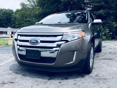 2013 Ford Edge Limited (Grey)