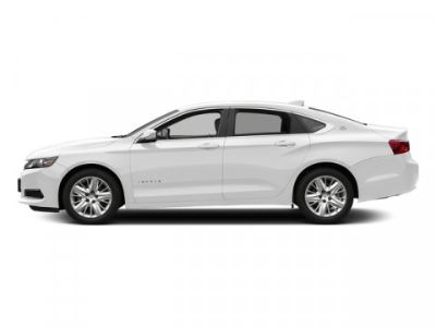 2018 Chevrolet Impala LS (Summit White)