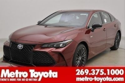 2019 Toyota Avalon XSE (Ruby_flare)
