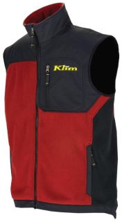 Buy 2013 Klim Men's Everest Vest Snowmobile Mid Layer Red Medium motorcycle in Ashton, Illinois, US, for US $99.99
