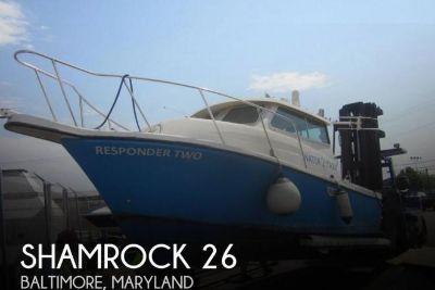 2006 Shamrock 260 Mariner