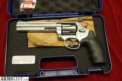 For Sale: S&W 686 6 inch plus