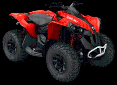 2018 Can-Am Renegade 570 Sport ATVs Clinton Township, MI