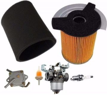 Find GAS GOLF CART TUNE UP KIT YAMAHA G14 300CC 4 CYCLE 95 96 CARBURETOR FUEL PUMP motorcycle in Lapeer, Michigan, United States, for US $120.13