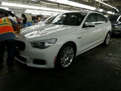 2015 BMW 5-Series 5dr 535i xDrive Gran Turismo A (Alpine White)