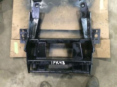 Purchase curtis snow plow mount 1fk43 motorcycle in Rolling Prairie, Indiana, United States, for US $695.00