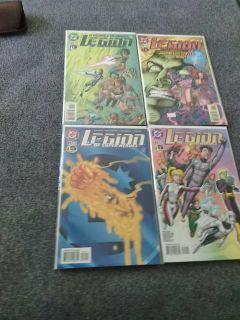 Legion of Super-Heroes comics $2 each