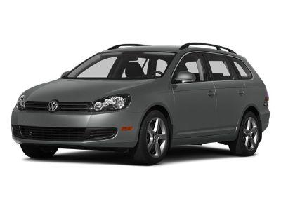 2014 Volkswagen Jetta SportWagen TDI (Not Given)