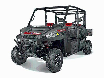 2015 Polaris Ranger Crew 900-6 EPS Side x Side Utility Vehicles Lancaster, TX