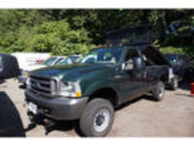 2003 Ford F-250 Green, 38K miles